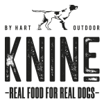 Knine Real Food for real dogs